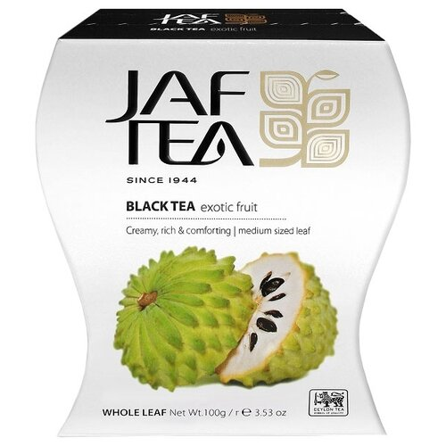 Чай черный Jaf Tea Platinum collection Exotic Fruit, 100 г