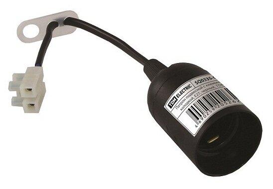 Патрон E27 TDM ЕLECTRIC SQ0335-0021