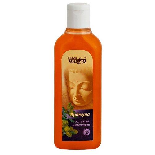 Aasha Herbals гель для умывания Арджуна, 120 мл тоник для лица aasha herbals aasha herbals aa003lwenjz5