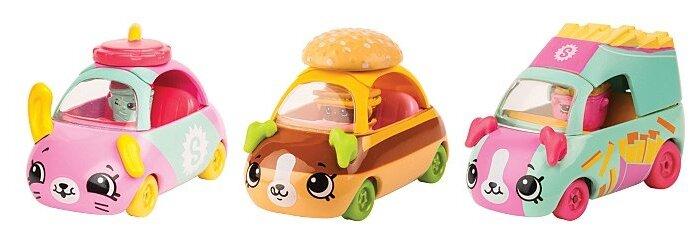 Фигурки Moose Cutie Cars набор Tasty Takeout 57139