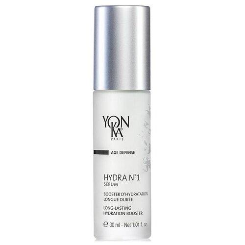 Yon-Ka Age Defense Hydra N°1 Long-Lasting Hydration Serum Увлажняющая сыворотка длительного действия для лица и шеи, 30 мл