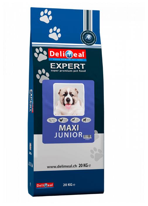 Корм для собак Delimeal (20 кг) Expert Maxi Junior