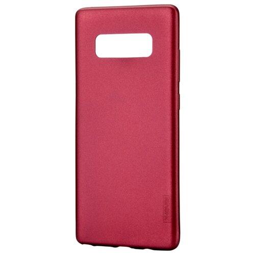 Чехол X-LEVEL Guardian для Samsung Galaxy Note 8 бордовый