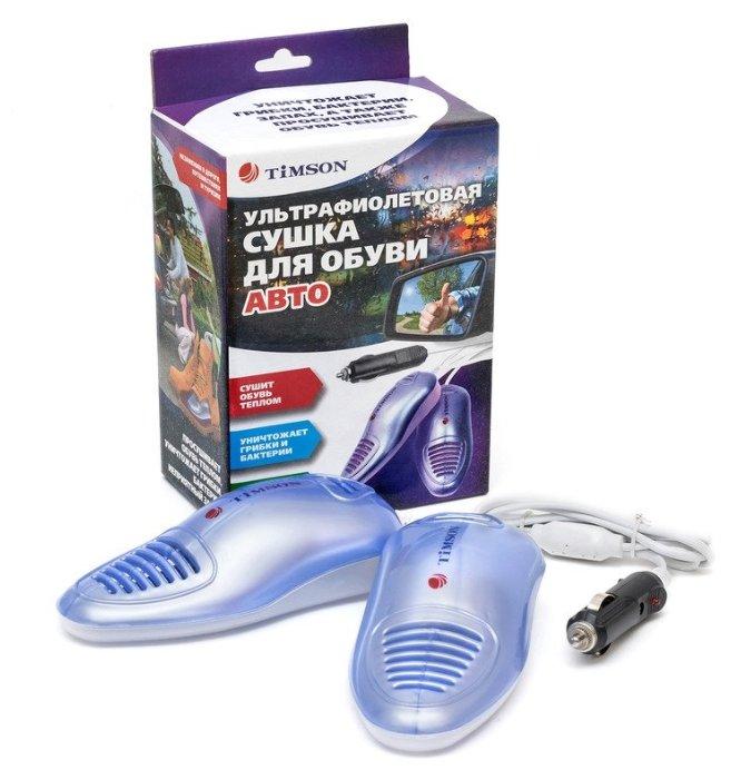Сушилка для обуви Timson 2422 авто с ультрафиолетом