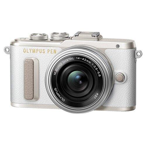 Фото - Фотоаппарат Olympus Pen E-PL8 Kit белый 14-42mm f/3.5-5.6 фотоаппарат olympus pen e pl8 kit белый 14 42mm f 3 5 5 6
