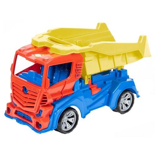 Грузовик Orion Toys FS1 (018) 51 см красный/желтый/синийМашинки и техника<br>