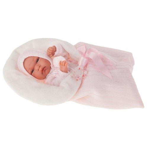 Кукла Antonio Juan Эльза в розовом, 33 см, 6024P