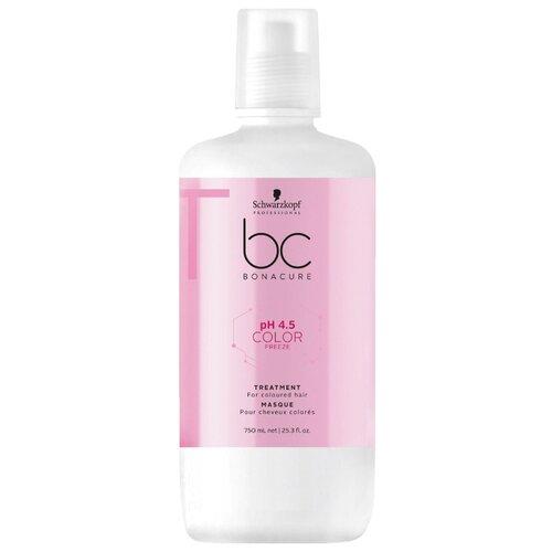 Фото - BC Bonacure Color Freeze pH 4.5 Маска для окрашенных волос, 750 мл bc bonacure keratin smooth perfect маска для гладкости волос 750 мл