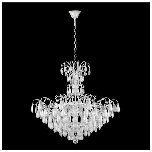 Фото - Подвесная люстра Crystal Lux Sevilia SP9 Silver подвесная люстра crystal lux sevilia sp9 silver