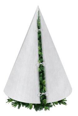 Защитный чехол Blumen Haus конус с разрезом и завязками Ø150*250cм