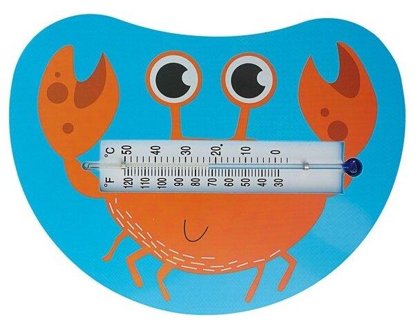 Безртутный термометр Крошка Я Крабик