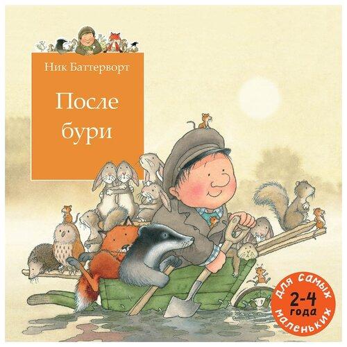 Купить Баттерворт Н. После бури , Мелик-Пашаев, Книги для малышей