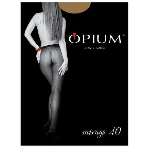 Колготки Opium Mirage 40 den, размер 2, visone (бежевый) колготки opium comfort 20den 2 visone