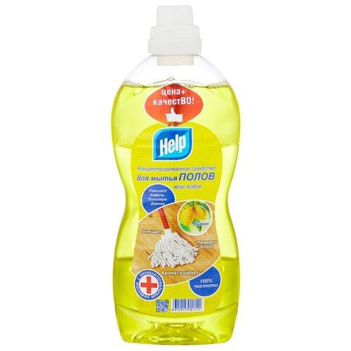 Help Средство для мытья полов Лимон 1 л