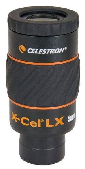 Окуляр Celestron X-Cel LX 5 мм, 1.25 93421