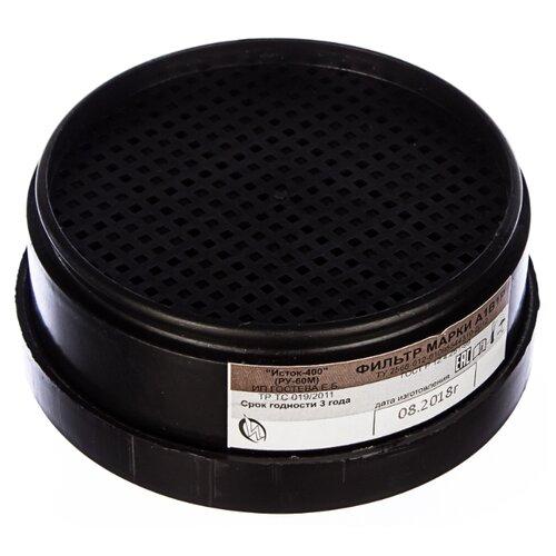 Фильтр ИСТОК ПАТ004, A1B1P1, черный