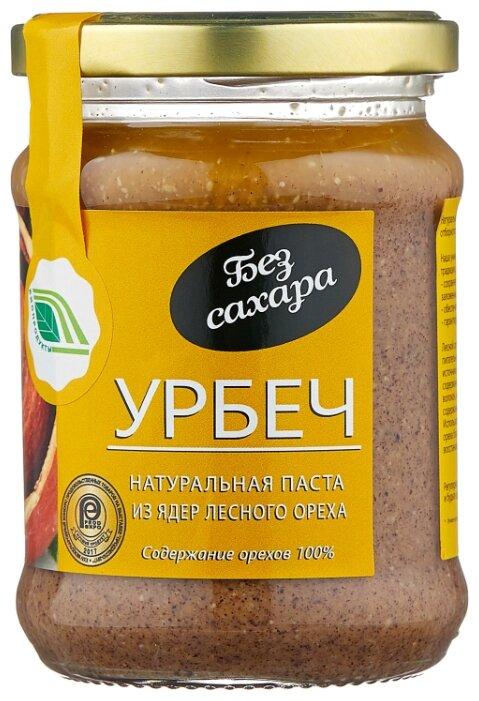 Биопродукты Урбеч натуральная паста из лесных орехов