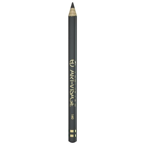 ART-VISAGE Карандаш для глаз Классический, оттенок 140 темно-серый