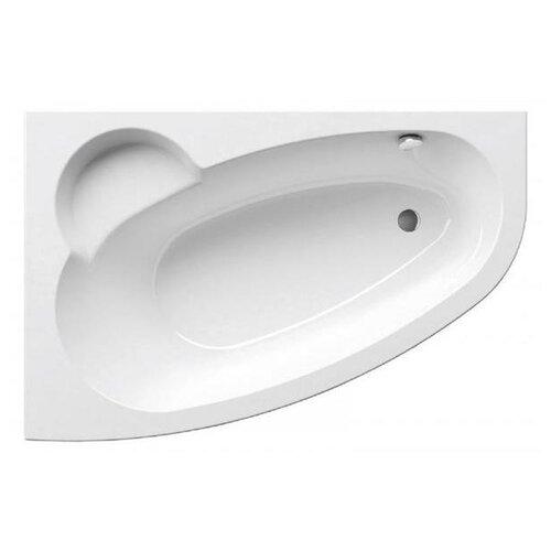 Ванна RAVAK Asymmetric 170x110 без гидромассажа акрил угловая левосторонняя ванна ravak asymmetric 150x100 без гидромассажа акрил угловая левосторонняя