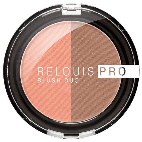 Relouis Румяна Pro Blush Duo 203