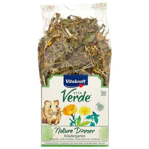 Корм для морских свинок Vita Verde Nature Dinner травы 400 г