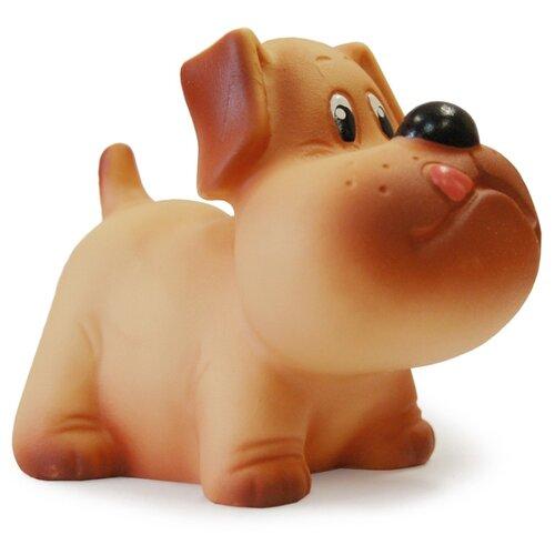 Фото - Игрушка для ванной ОГОНЁК Мопс Оскар (С-1377) коричневый игрушка для ванной огонёк лось