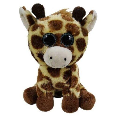 Мягкая игрушка Junfa Toys Жирафик 15 см