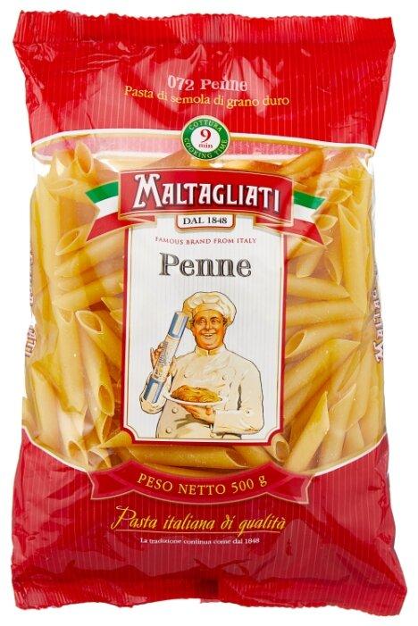 Maltagliati Макароны 072 Penne, 500 г