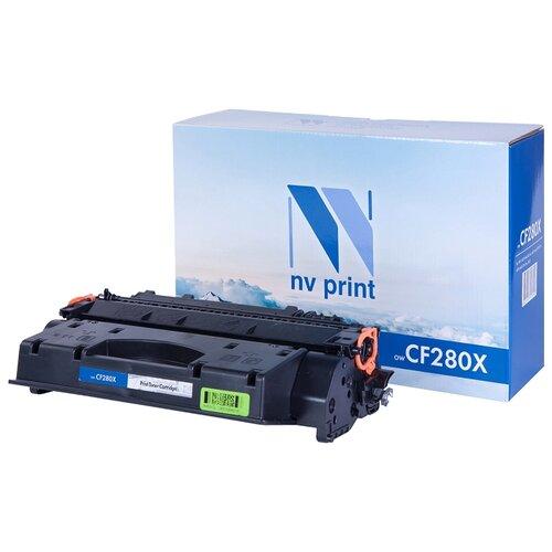 Картридж NV Print CF280X для HPКартриджи<br>