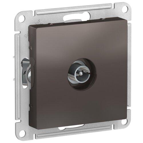 цены Антенное гнездо Schneider Electric AtlasDesign ATN000693, коричневый