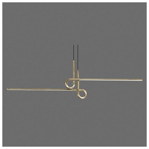 Потолочный светильник Mantra Cinto 6122, 24 Вт, цвет арматуры: бронзовый недорого