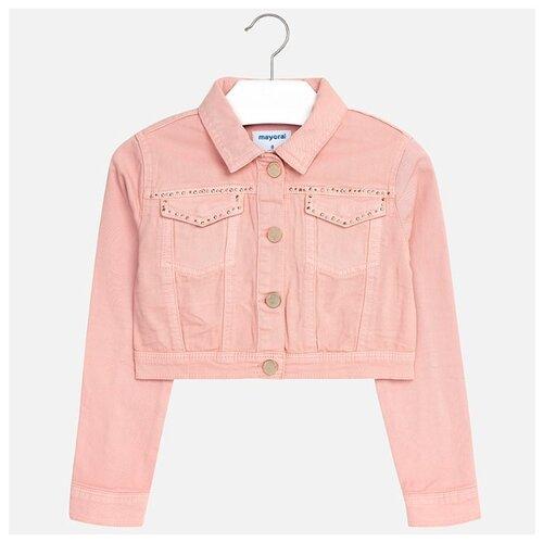 Куртка Mayoral 6420 размер 174, розовый по цене 2 840