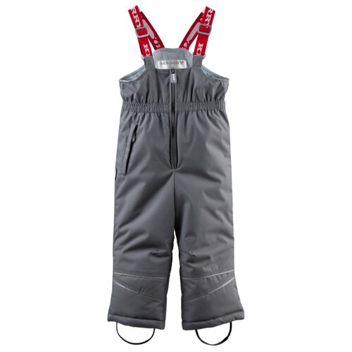 Купить Полукомбинезон KERRY WOODY K19454 размер 110, 390 серый, Полукомбинезоны и брюки