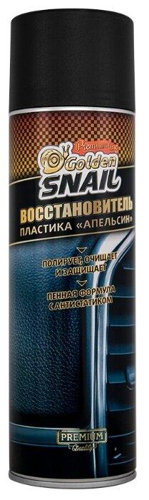 Golden Snail Восстановитель пластика для салона автомобиля Апельсин GS 3019, 0.65 л