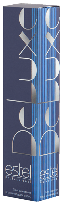 Estel Professional De Luxe стойкая краска-уход для волос, 60 мл