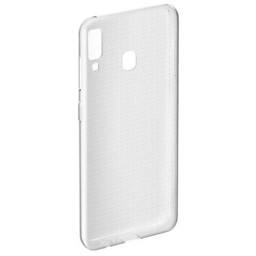 Чехол-накладка Deppa Gel Case для Samsung Galaxy A30 (2019) прозрачный чехол deppa gel color case для samsung galaxy a30 a20 2019 синий