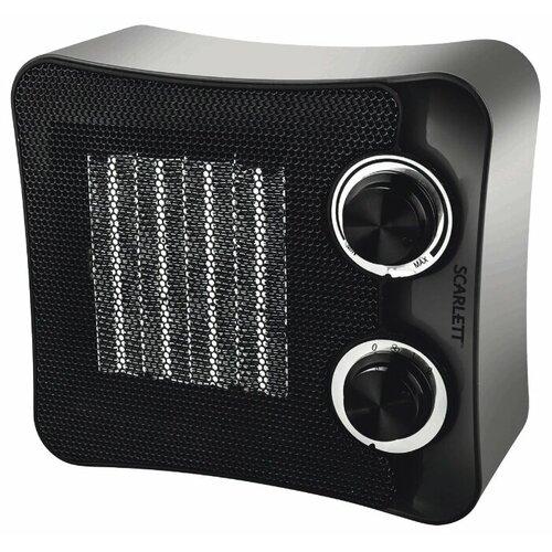 Тепловентилятор Scarlett SC-FH53K02 серый/черный