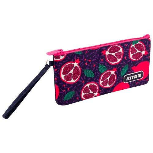 Купить Kite Пенал (K19-664-4) фиолетовый/розовый, Пеналы