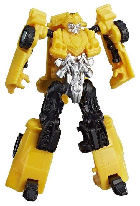 Трансформер Hasbro Transformers Бамблби (Chevrolet Camaro). Заряд энергона: Скорость (Трансформеры 6) E0760