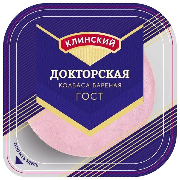 Клинский Мясокомбинат Колбаса Докторская вареная