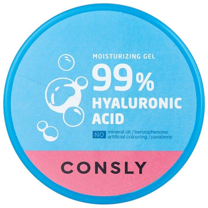 Гель для тела Consly Hyaluronic Acid Moisture