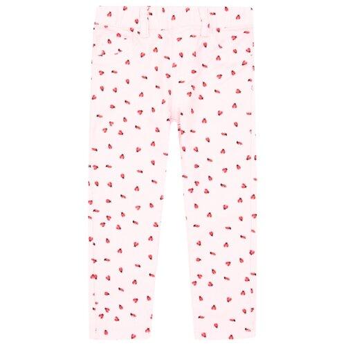 Купить Джегинсы Leader Kids ROSIN-17 размер 86, розовый, Брюки и шорты
