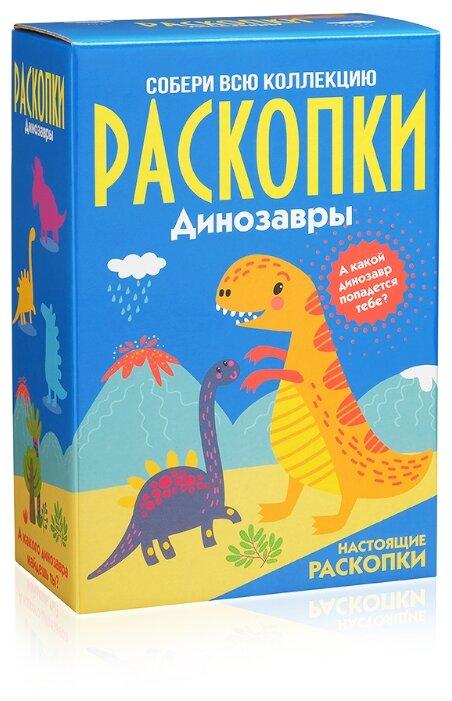 Набор для раскопок Бумбарам Раскопки. Динозавры DIG-11