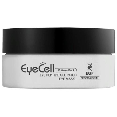 Genosys Патчи для глаз EyeCell Eye Peptide Gel Patch, 60 шт.