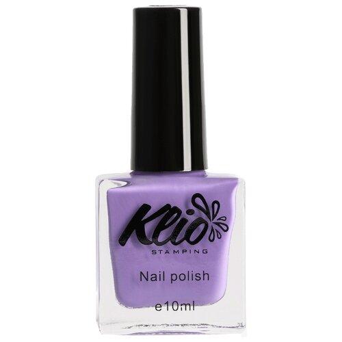 Краска KLIO Professional для стемпинга 017 недорого
