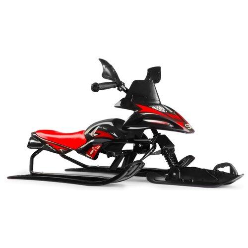 Купить Снегокат Small Rider Scorpion SOLO черный / красный, Снегокаты