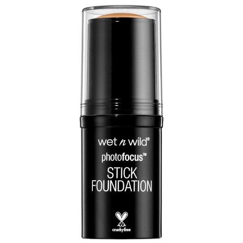 Wet n Wild Тональный крем Photo Focus Stick Foundation, 12 г, оттенок: cream beige недорого