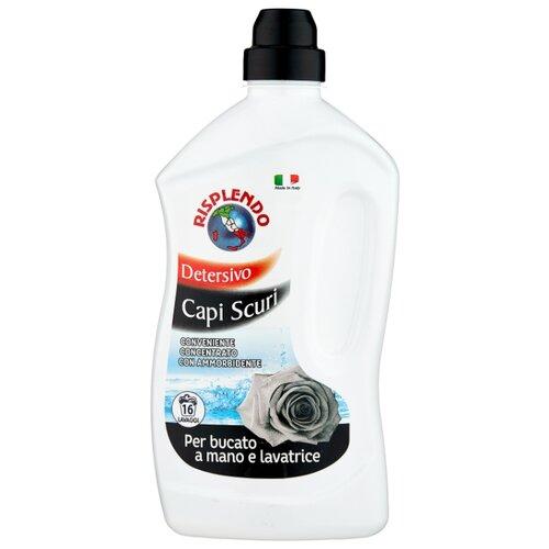 Жидкость для стирки Risplendo для темных тканей с кондиционером 1 л бутылка средство для стирки с кондиционером двойной эффект hanbok 1 5 л