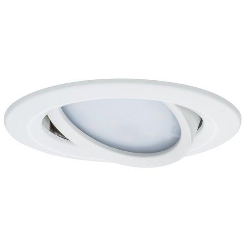 Встраиваемый светильник Paulmann 93864, 3 шт. встраиваемый светильник paulmann 92765 3 шт