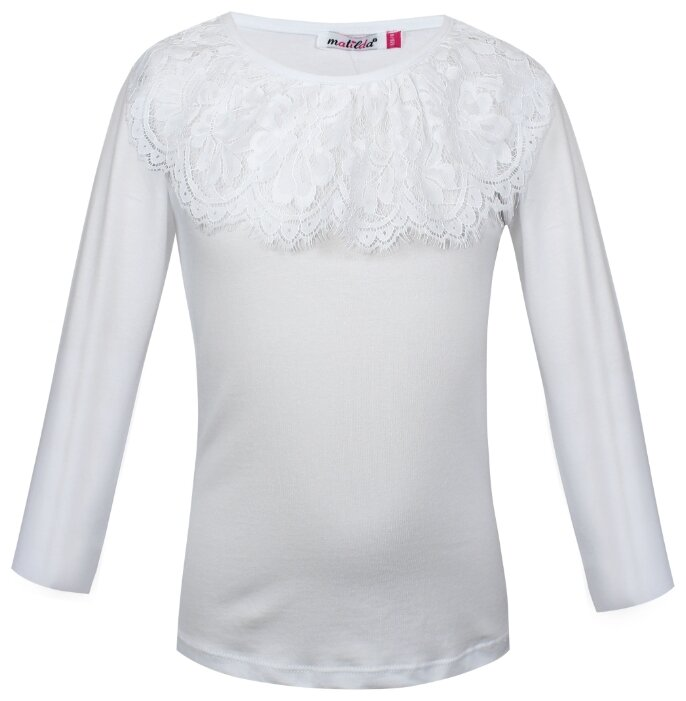 Блузка Matilda размер 152, белый